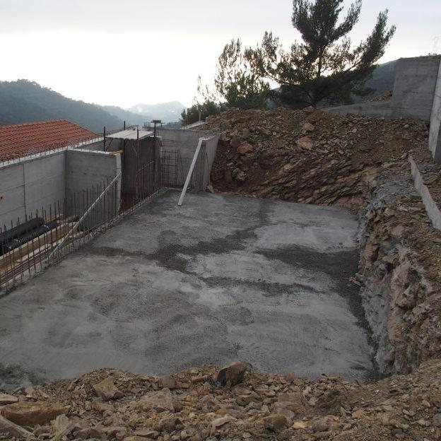 Bilde fra bassengprosjektet.